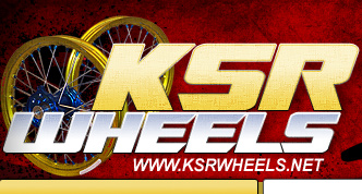 KSR Wheels - Motocross Rims